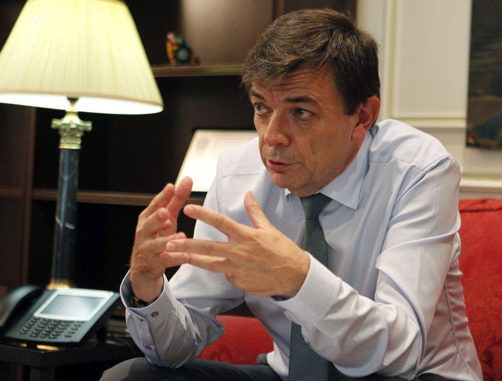 Foto: El rector de la UCM, Carlos Andradas. (EFE)