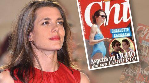 Las fotos que evidencian el rumoreado embarazo de Carlota Casiraghi