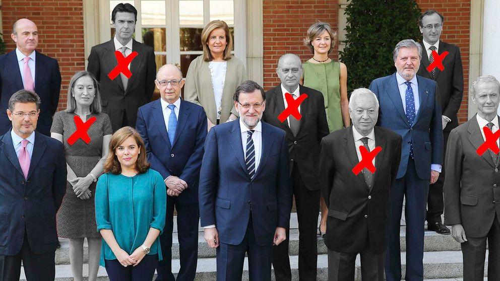 Fernández Díaz y García Margallo, los grandes perdedores