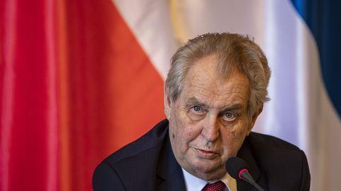 El presidente de la República Checa tacha a los transexuales de repugnantes