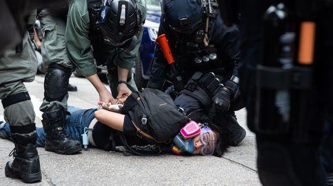 Las protestas en Hong Kong contra la Ley de Seguridad china dejan más de 180 detenidos