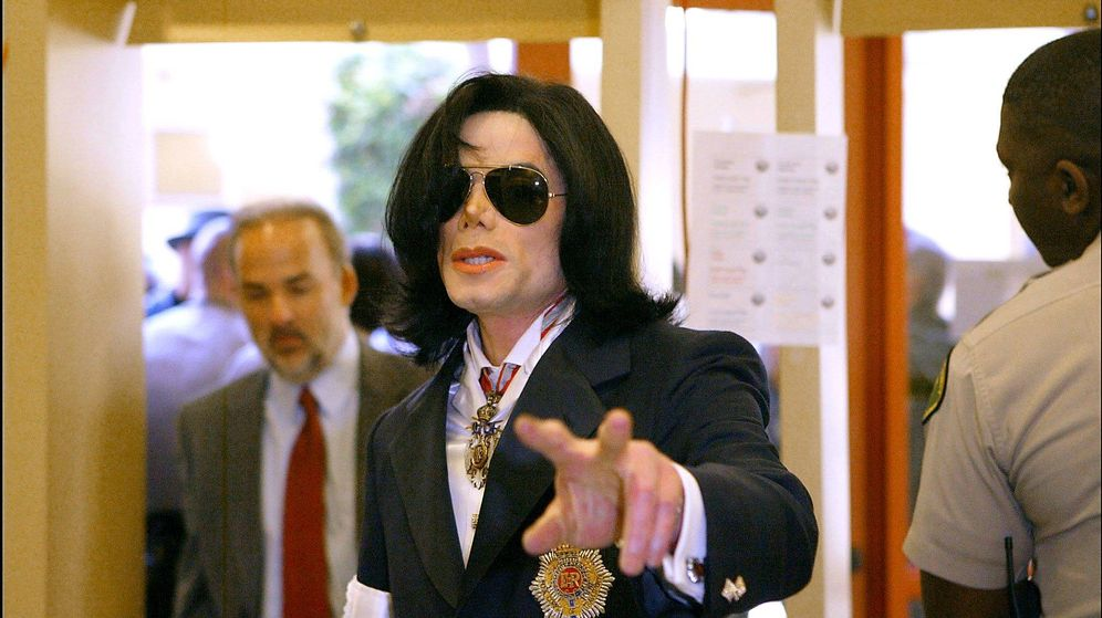 Foto: Michael Jackson. (Gtres)