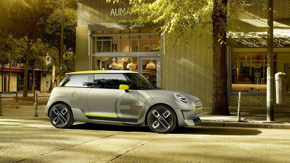 Foto: Mini lanzará en 2019 un coche 100% eléctrico y en Fráncfort muestra este prototipo.