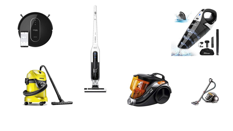 Los mejores aspiradores para limpiar tu casa cómodamente
