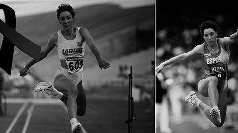 Fallece Conchi Paredes, atleta olímpica y 17 veces campeona de España