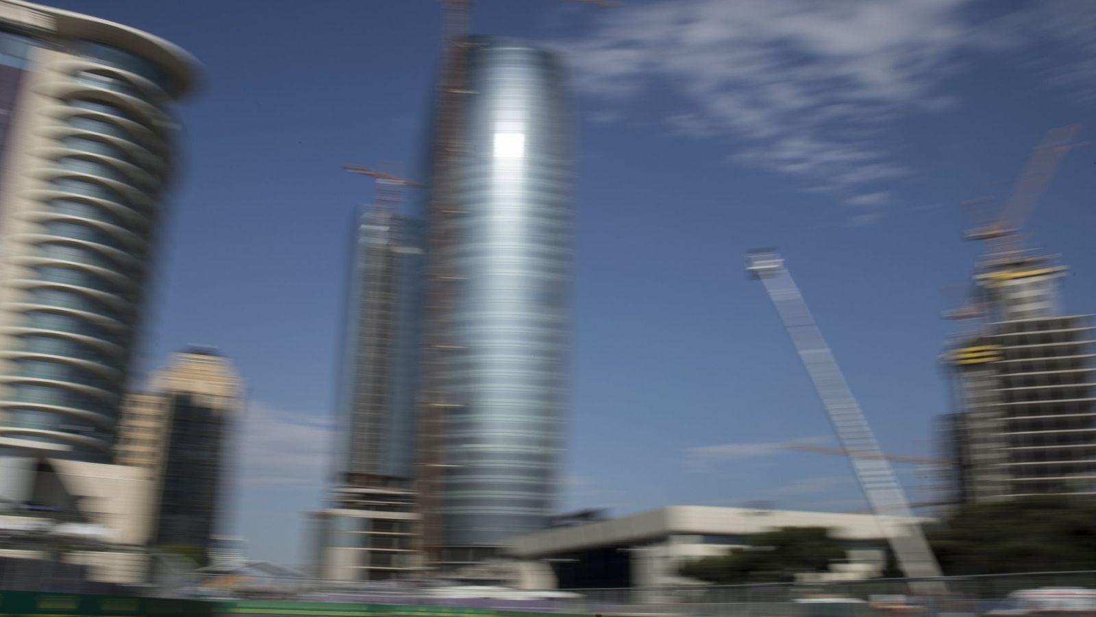 Circuito Urbano De Baku : El promotor del gp de azerbaiyán responde a las críticas del ceo