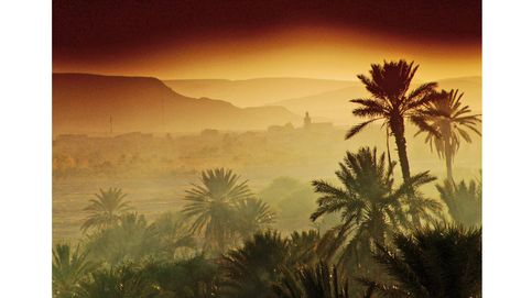 Hoteles 'Kasbah': la magia y la paz del lujo marroquí
