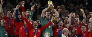 Foto: La Selección tributará en Sudáfrica las primas del Mundial para ahorrarse impuestos