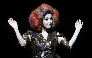 Björk, hazte así en el pechito, que tienes algo maravilloso