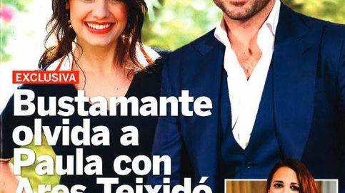 Bustamante sale con Ares Teixidó y le cierra las puertas a Paula Echevarría