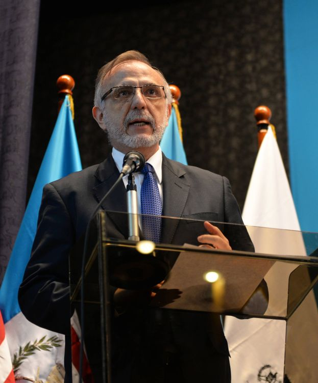 Foto: El jurista colombiano Iván Velásquez. (Wikipedia)