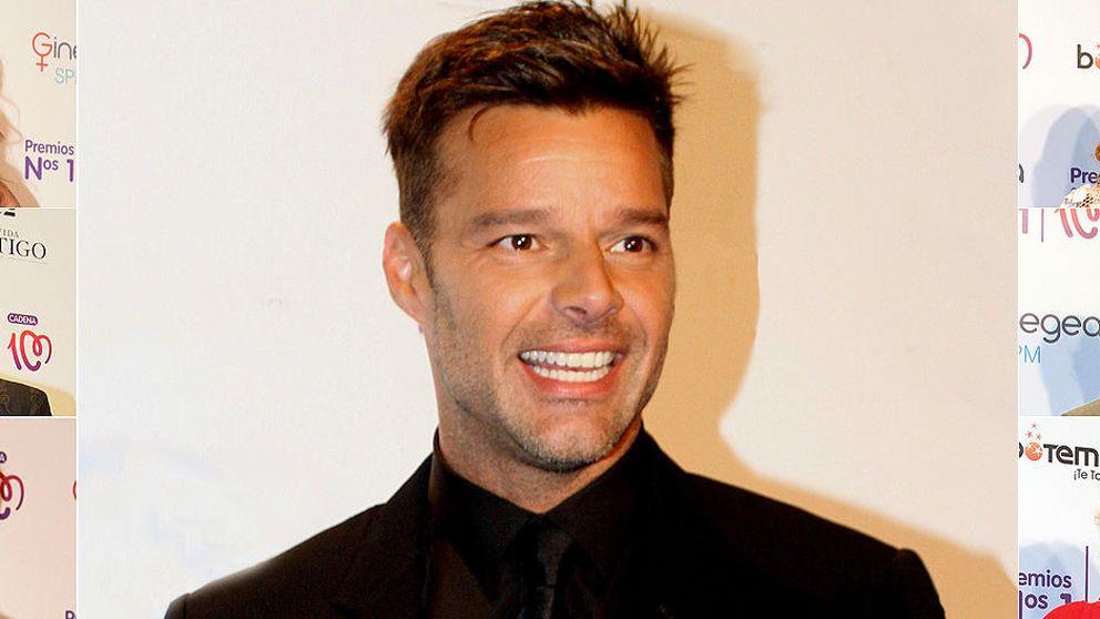 Ricky Martin, el protagonista de los Premios Cadena 100