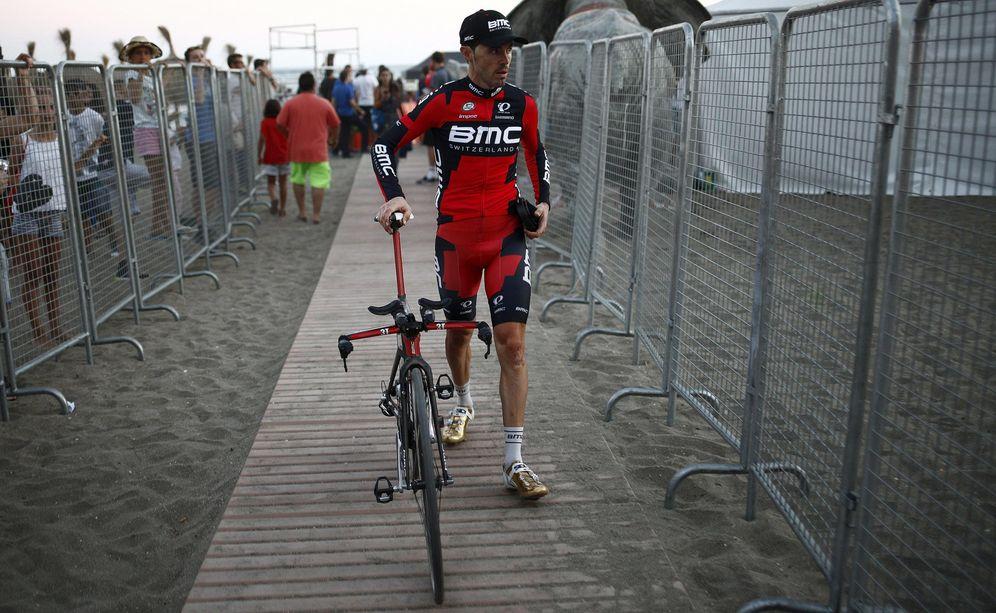 Foto: Samuel Sánchez renunció al Tour al saber que no iría a los Juegos (Jon Nazca/Reuters).