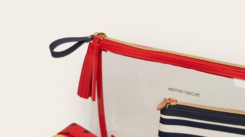 Este pack de neceseres de Women'secret rebajado es un must de tu bolso de playa