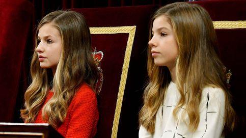 Leonor y Sofía, apartadas de todo: los cronistas reales toman partido