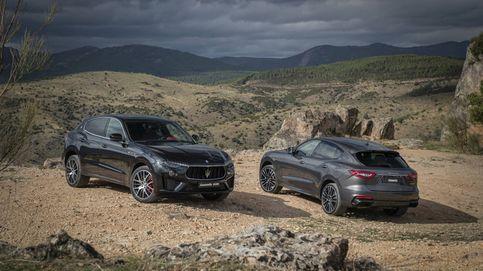 Así son los modelos deportivos más sofisticados y radicales del Maserati Levante