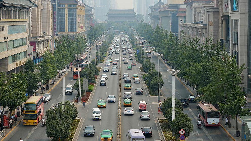 El aire sucio, un problema global: otras ciudades afectadas por la contaminación ambiental