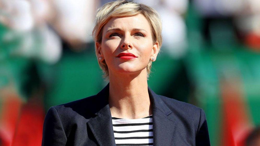 Foto: Charlène de Mónaco, en una imagen de archivo. (EFE)