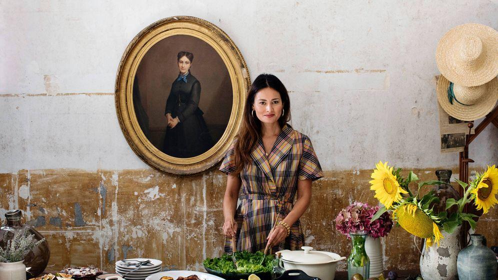 Foto: Mimi es muy conocida por su blog 'Manger' ('Comer') sobre cocina francesa. (Cortesía Zara Home)