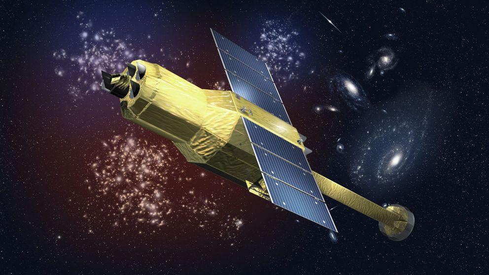 Un vídeo caza fuera de control a un satélite japonés perdido