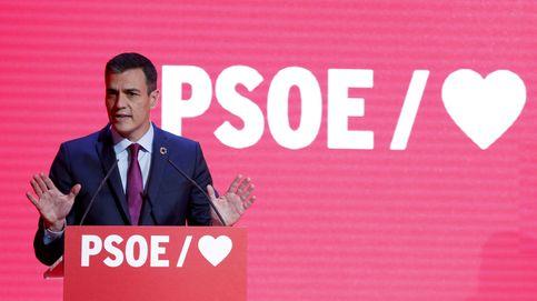 Sánchez: el 28-A pugnan dos modelos, la España luminosa y la que retrocede