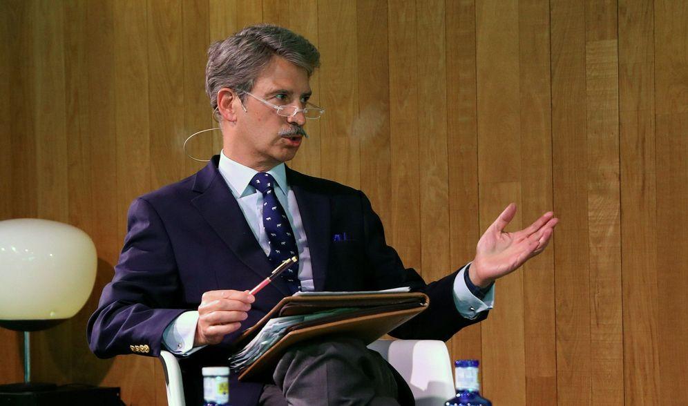 Foto: El político José Ignacio Salafranca (PP). (EFE)
