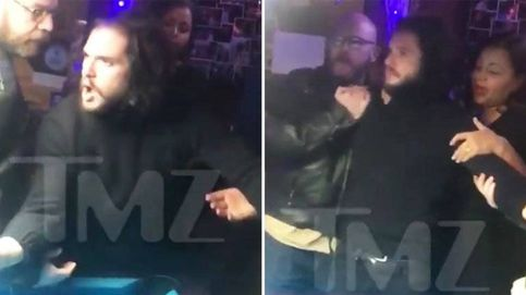 Kit Harington, expulsado de un bar por pelearse borracho