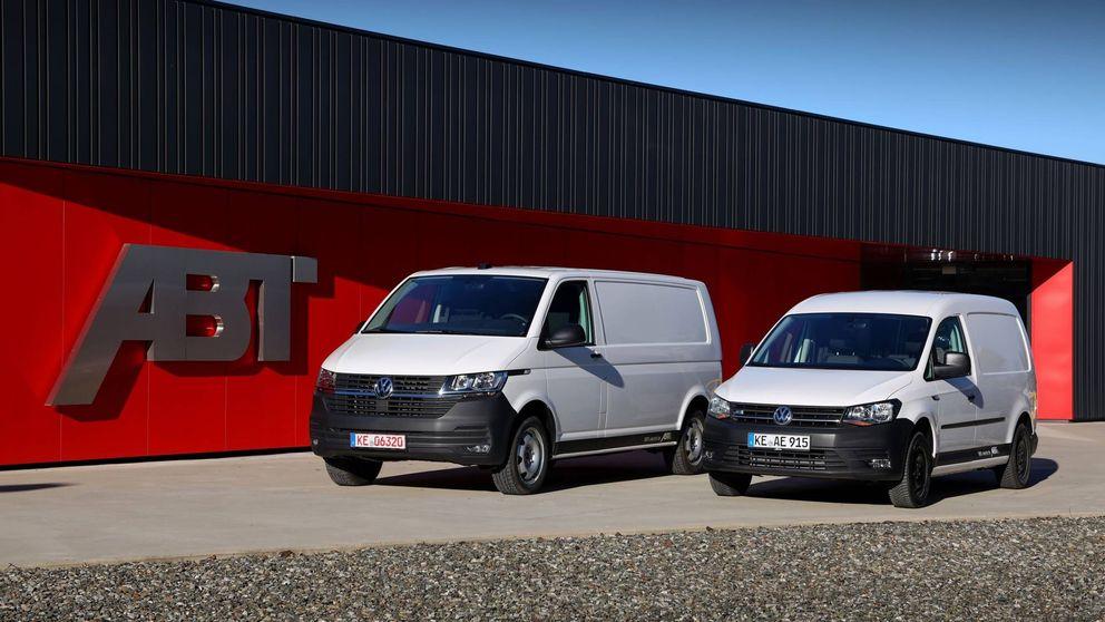 Las nuevas furgonetas eléctricas de Volkswagen perfectas para profesionales