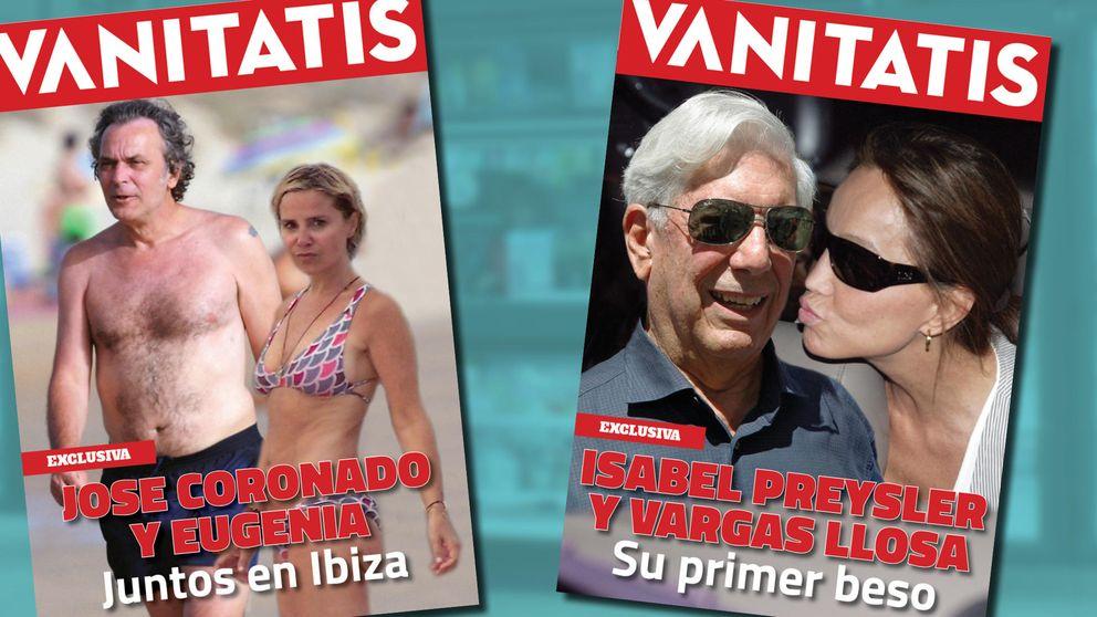 Preysler y Vargas Llosa vs. Eugenia y Coronado: a quién seguir y por cuánto