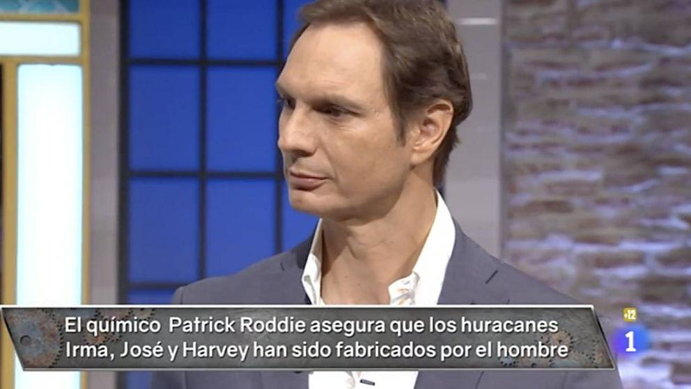 La última polémica de Cárdenas: los huracanes, fabricados por el hombre