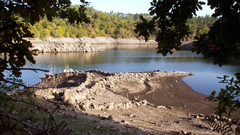 La sequía provoca que octubre cierre con la producción hidráulica más baja de la historia