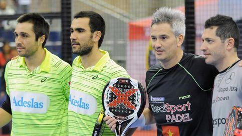 Bela y Lima ganan en Valencia después de aplastar a Allemandi y a Lamperti