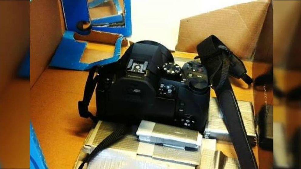 Detenido un hombre que grababa mujeres en 'top less' en la playa con una cámara escondida en una caja de zapatos