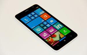 Lumia 1320: Nokia acerca las seis pulgadas a todos los bolsillos