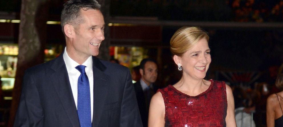 Foto: Los duques de Palma, Cristina de Borbón e Iñaki Urdangarin, en una imagen de archivo (Gtres)