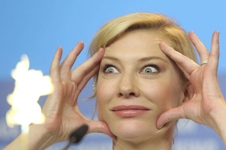 Foto: Hay otras técnicas, Cate, para quitar las arrugas