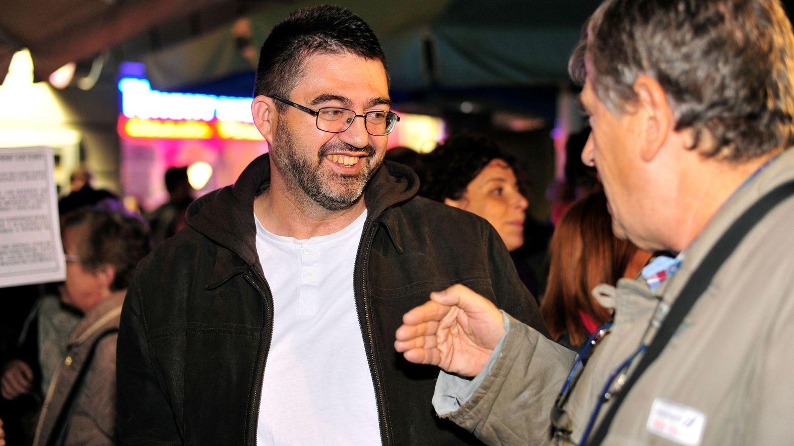 Foto: El responsable de Políticas Económicas de IU, Carlos Sánchez Mato. (EFE)