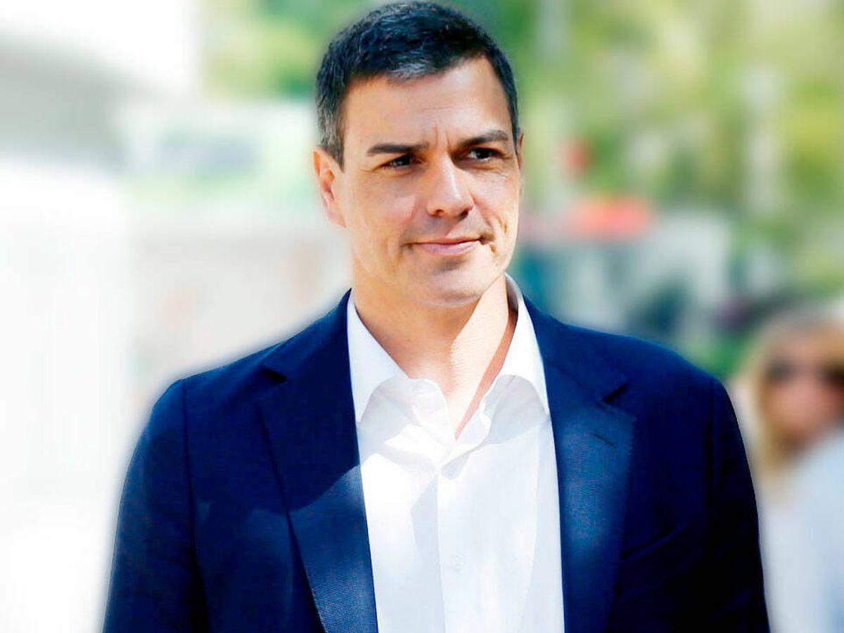 Foto: Pedro Sánchez en una imagen de archivo. (EFE)