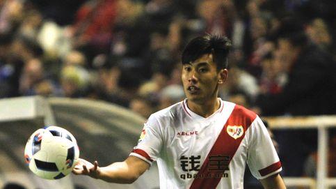 Cómo es posible pagar 20 millones por el chino que jugó 8 minutos en el Rayo