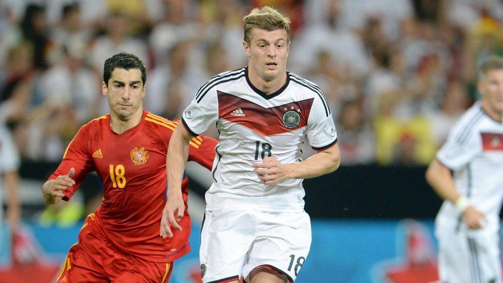 El Real Madrid tiene en Van Gaal a su enemigo para fichar a Kroos