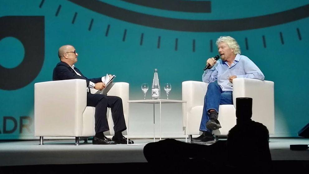 Las claves para que un negocio funcione (según Richard Branson)