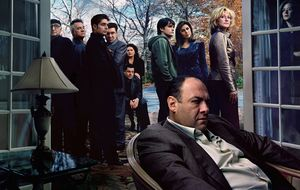 La familia de gánsteres que cambió la televisión para siempre