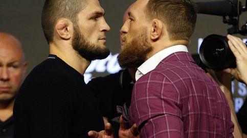 McGregor - Khabib: la rueda de prensa más caliente del histórico combate de UFC