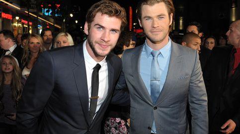 Instagram - El 'pique' de Chris y Liam Hemsworth en las redes sociales