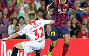 Tello asegura que está bien anulado el gol de Cala: Hay empujón a Alves