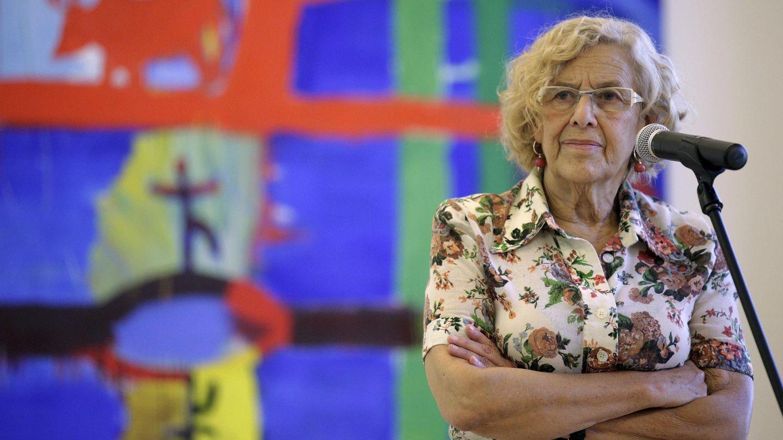Manuela Carmena. (EFE)