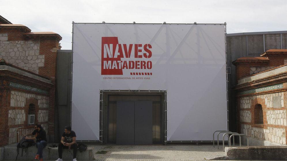 Foto: El centro Naves de Matadero en Madrid. (EFE)