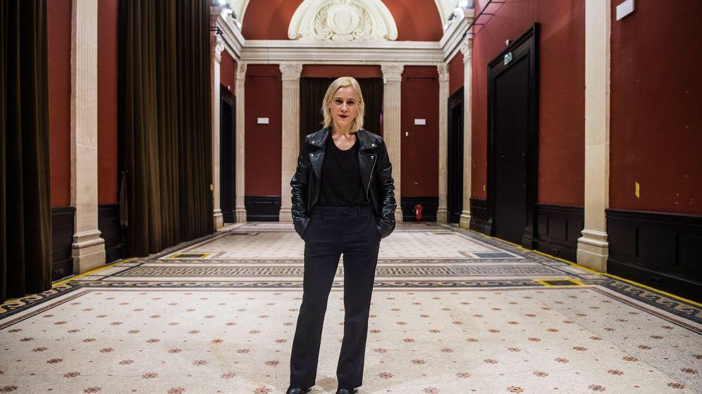 Foto: La española Miren Arzalluz dirige el Museo de la Moda de París. (EFE)