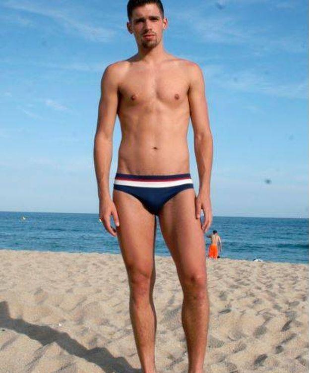Foto: César Mulet, Mr Gay Pride Barcelona
