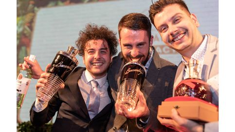 Bacardí Legacy Cocktail Competition Iberia da a conocer su ganador